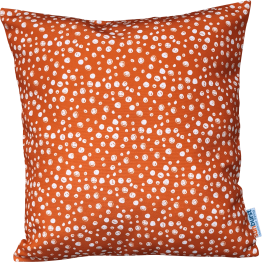 spotted cushion