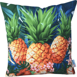 pineapple designer cushion cover