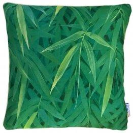 Bamboo cushion cover