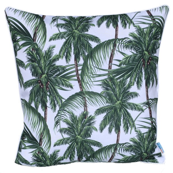 Retro Palms Cushion Cover