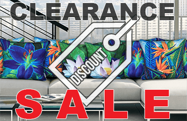 Cushy Clearance Sale