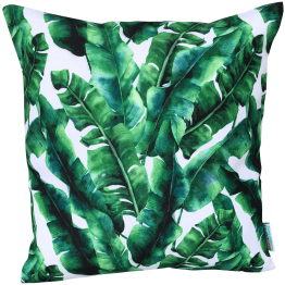 designer leaf cushion