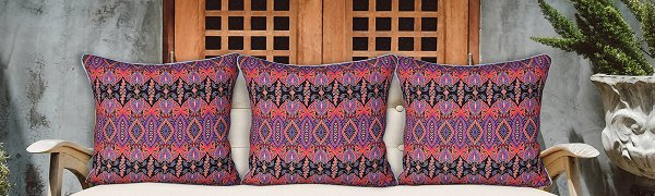 Cushy Designer Cushions For Patio Furniture