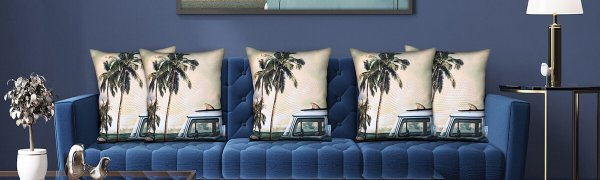 Cushy Designer Cushions For Outdoor Furniture