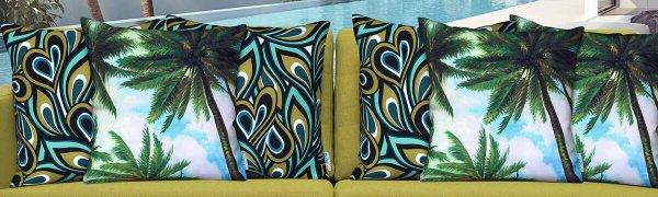 Cushy Escape Cushion Covers