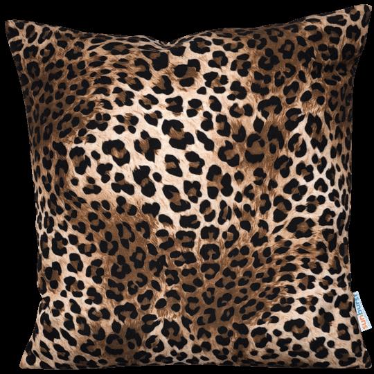 designer animal print cushion cover