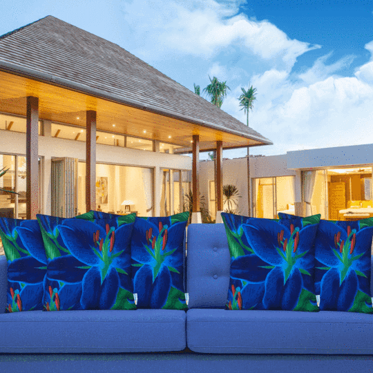 sand free beach towel tropical hibiscus