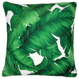 tropical outdoor cushion cover