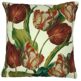 tulip designer outdoor cushion cover