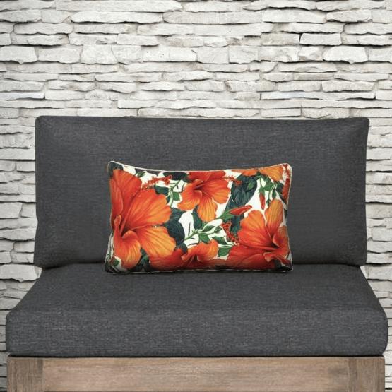 blissful breakfast cushion on chair