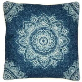 Bounty mandala outdoor cushion cover