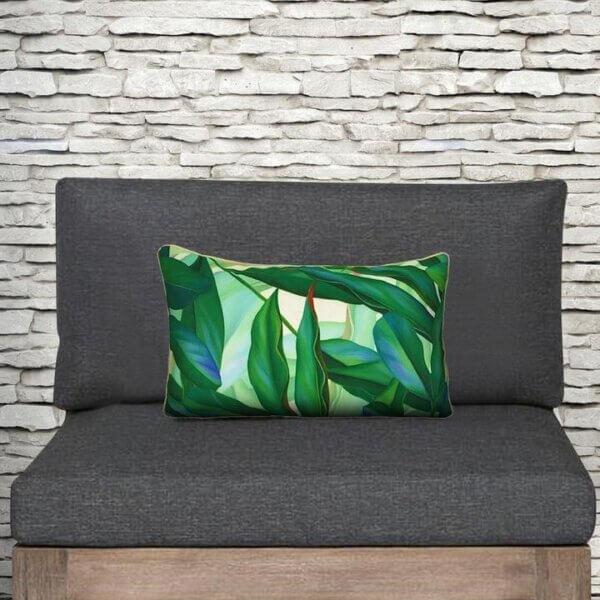 outdoor/indoor breakfast cushion