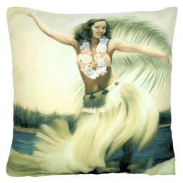 Hula indoor cushion cover