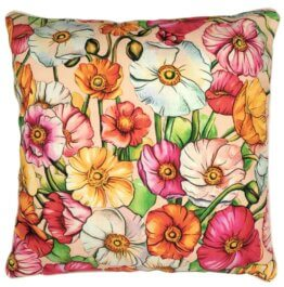 hugs designer outdoor cushion cover