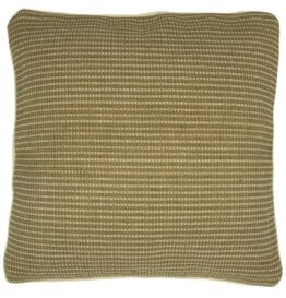 elegant natural jute cushion